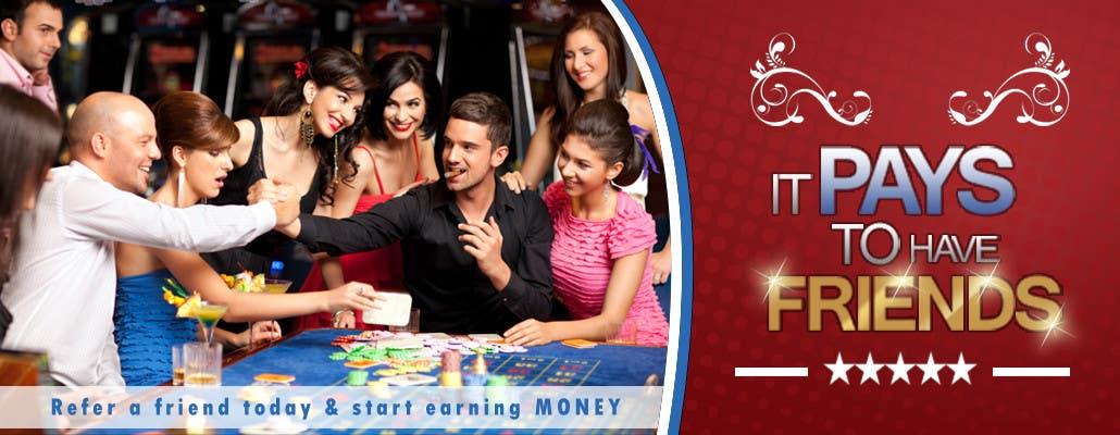 Proposition n°27 du concours Design a Banner for an Online Casino