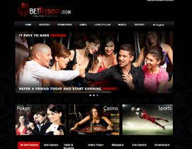 #91 para Design a Banner for an Online Casino por designerdesk26