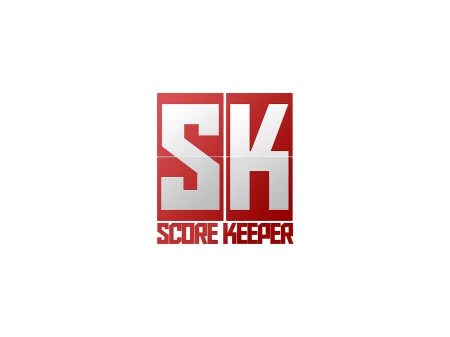 Proposition n°110 du concours Design a Logo for ScoreKeeper