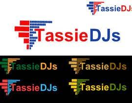 #25 untuk Design a Logo for tassie djs oleh JanuarEthnic