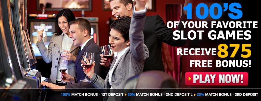 Konkurrenceindlæg #14 for Slot Games Banner for an Online Casino