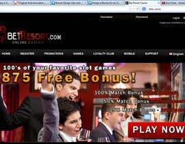 nº 12 pour Slot Games Banner for an Online Casino par Luqpa