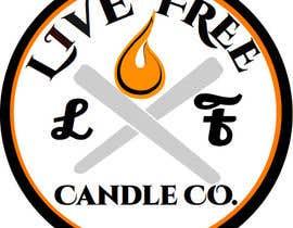 Nro 3 kilpailuun Design a Logo for Candle Company käyttäjältä animeshmohanty23