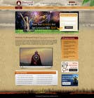 Contest Entry #12 for Design a Website Mockup for Bhagvad Yoga Website