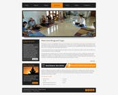 Contest Entry #20 for Design a Website Mockup for Bhagvad Yoga Website