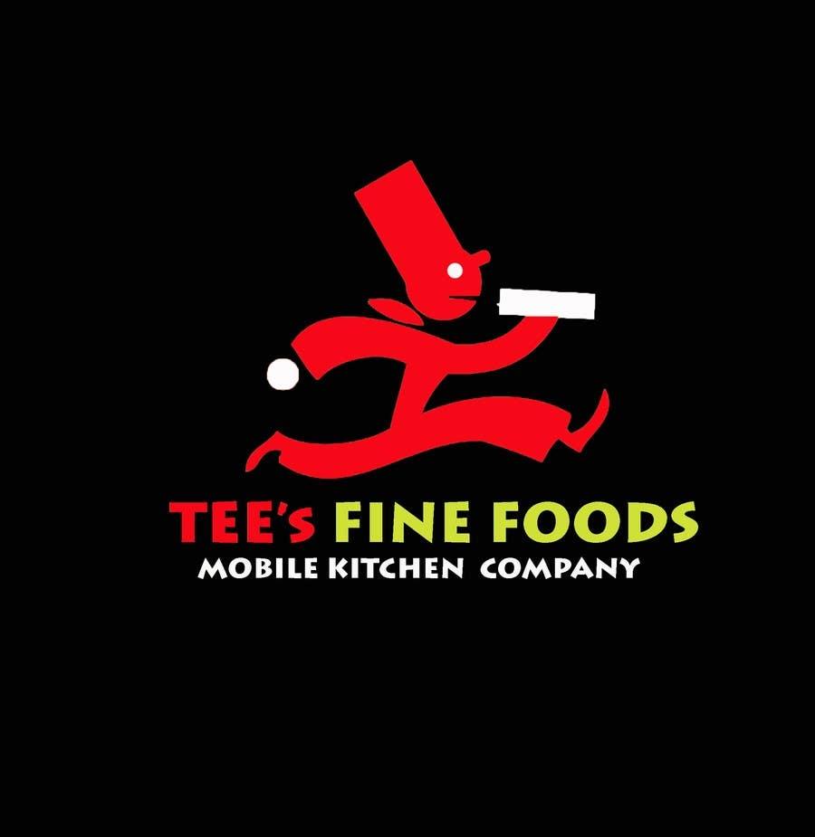 Kilpailutyö #69 kilpailussa Design a Logo for Mobile Kitchen/Catering Company