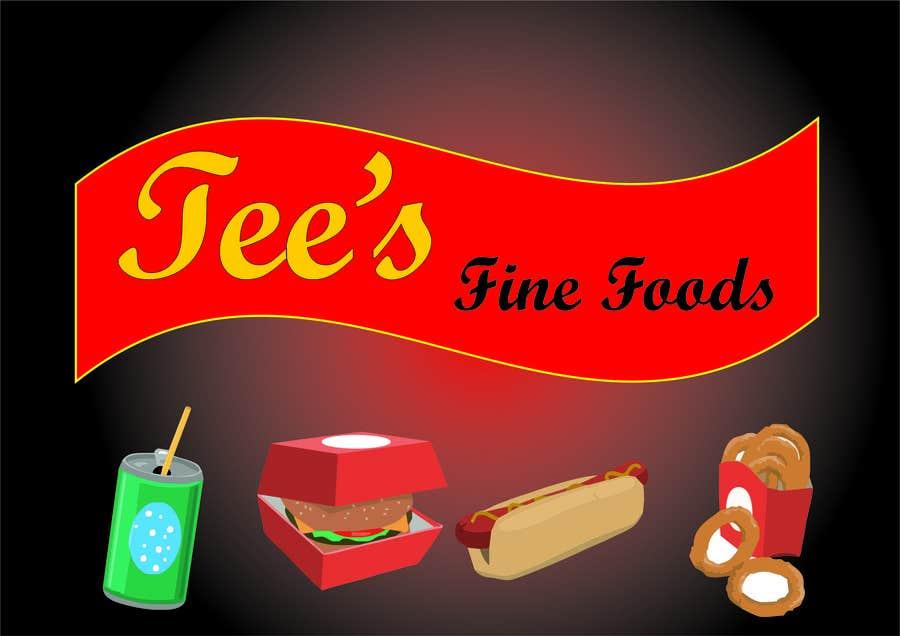 Penyertaan Peraduan #                                        20                                      untuk                                         Design a Logo for Mobile Kitchen/Catering Company