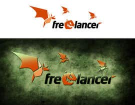 #34 for Halloweenify the Freelancer.com Logo! af elderwand86