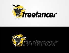 #39 for Halloweenify the Freelancer.com Logo! af okasatria91