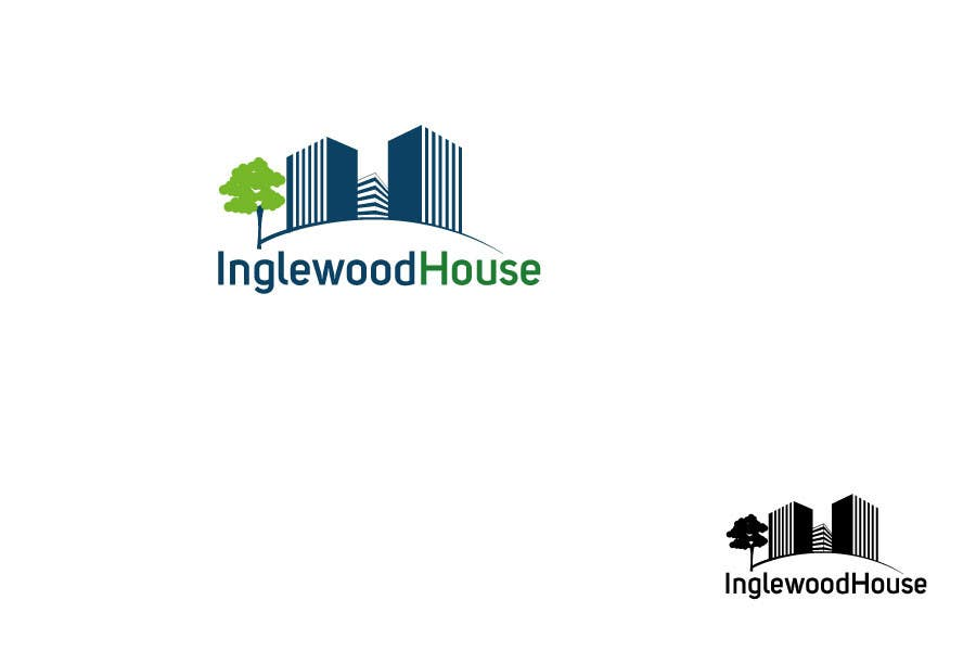 #49 for Design a Logo for Inglewood House by woow7