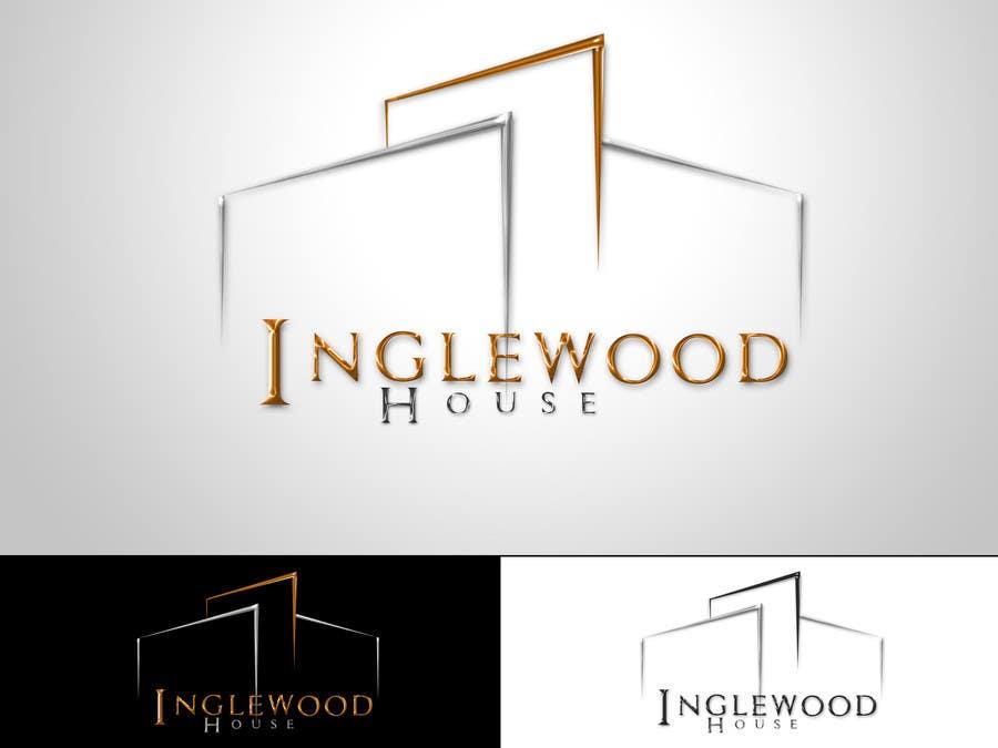 #89 for Design a Logo for Inglewood House by vishakhvs