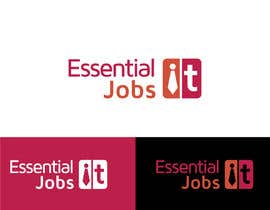 nº 47 pour Logo Design for EssentialITJobs.ch par ideaz13