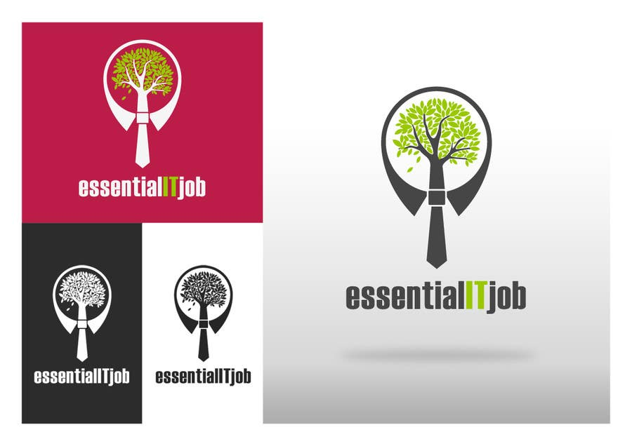 #106 for Logo Design for EssentialITJobs.ch by dondonhilvano