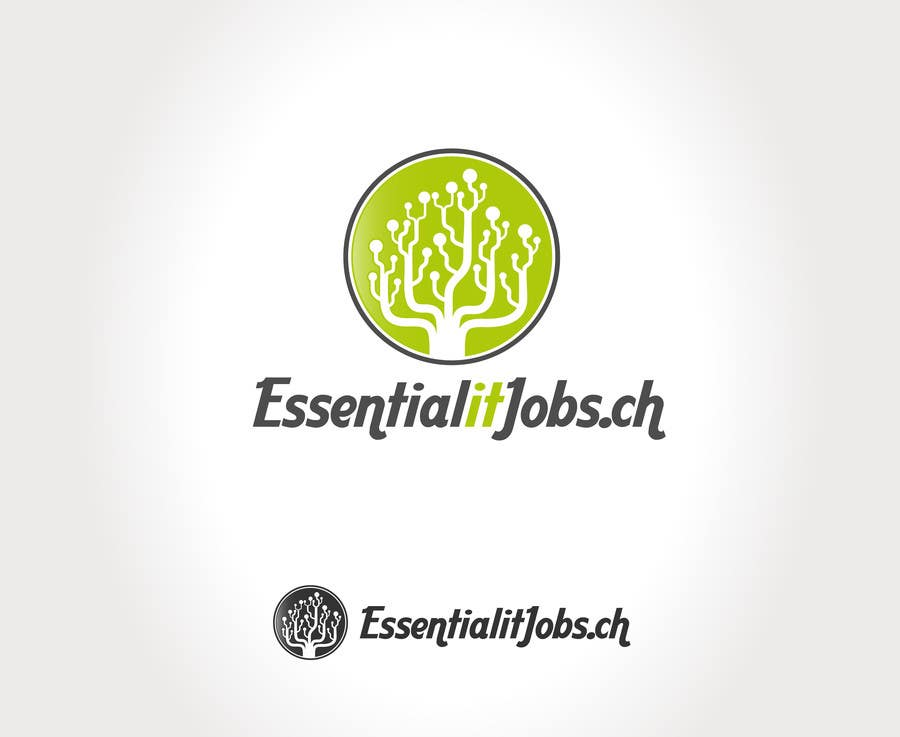 #164 for Logo Design for EssentialITJobs.ch by Cbox9