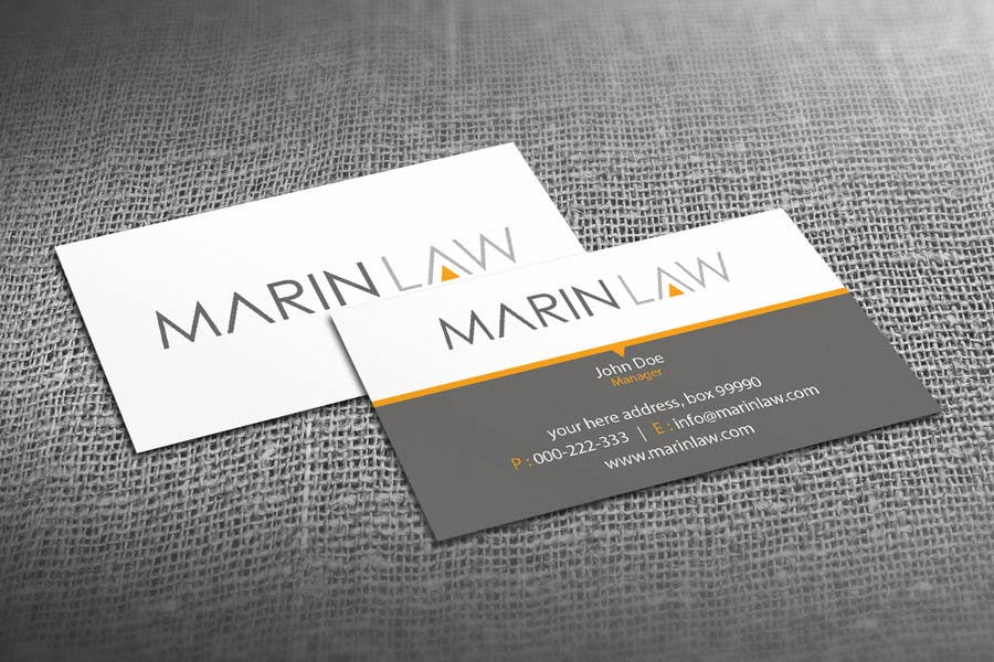 #12 for Design some Stationery for Legal Practice by HammyHS