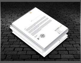 #7 para Design some Stationery for Legal Practice por kreativedhir