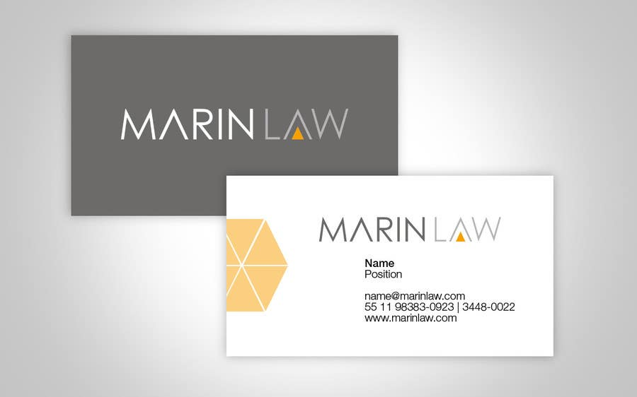 #5 for Design some Stationery for Legal Practice by guilhermebarros