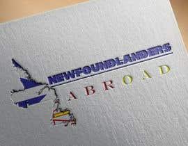 "muskaannadaf tarafından Design a Logo for an international group called ""Newfoundlanders Abroad"" için no 3"