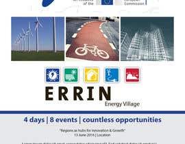 Nro 2 kilpailuun Design an events brochure käyttäjältä rcoco