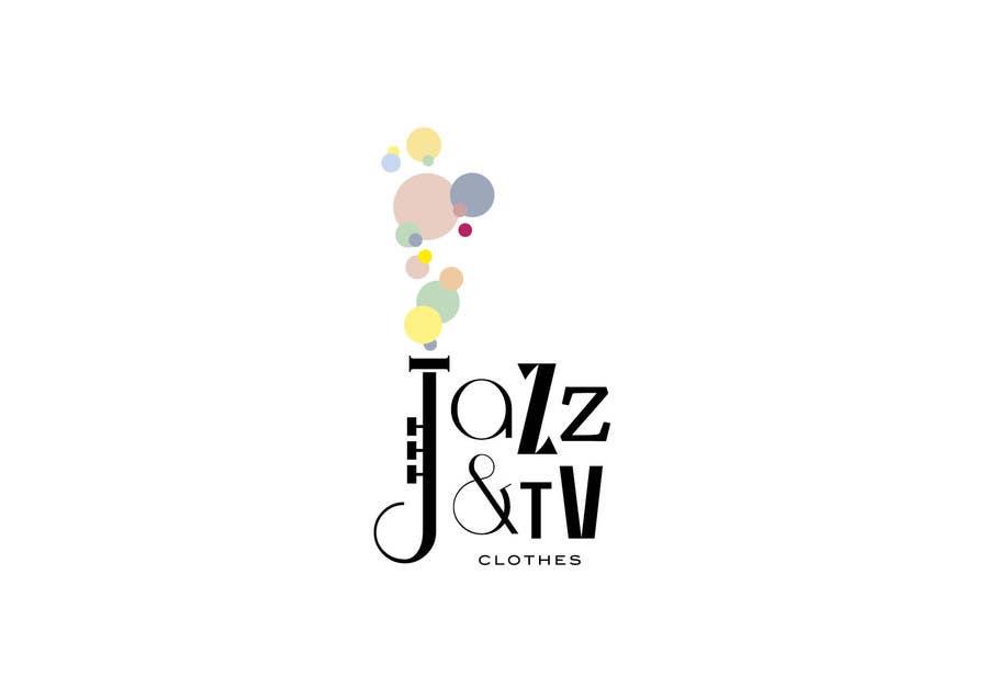 Proposition n°42 du concours Logo design for Jazz & Tv Clothes