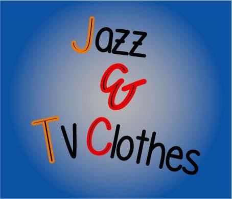 Proposition n°19 du concours Logo design for Jazz & Tv Clothes