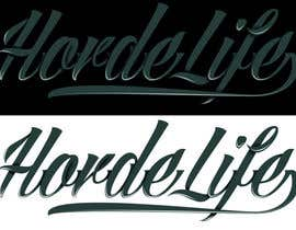 #164 para Design a Logo for Horde Life por BryanSheriif