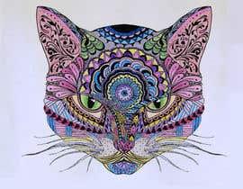 Nro 46 kilpailuun Make An Illustration (Vector or Hand Drawn) of My Cat käyttäjältä flordin