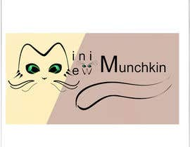 #17 for Design a Logo for MiniMew Munchkins by libelleF