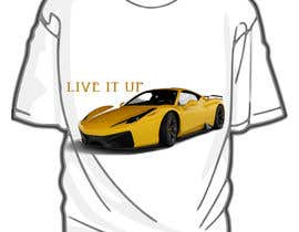 #1 cho Design en T-Shirt for Car fans! bởi naveendasappa