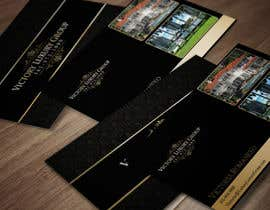 #16 untuk Design some Business Cards for Victory Luxury Group oleh ibhet