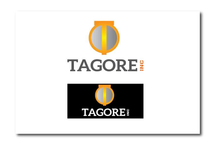 Proposition n°                                        66                                      du concours                                         Design a Logo for Tagore Inc.