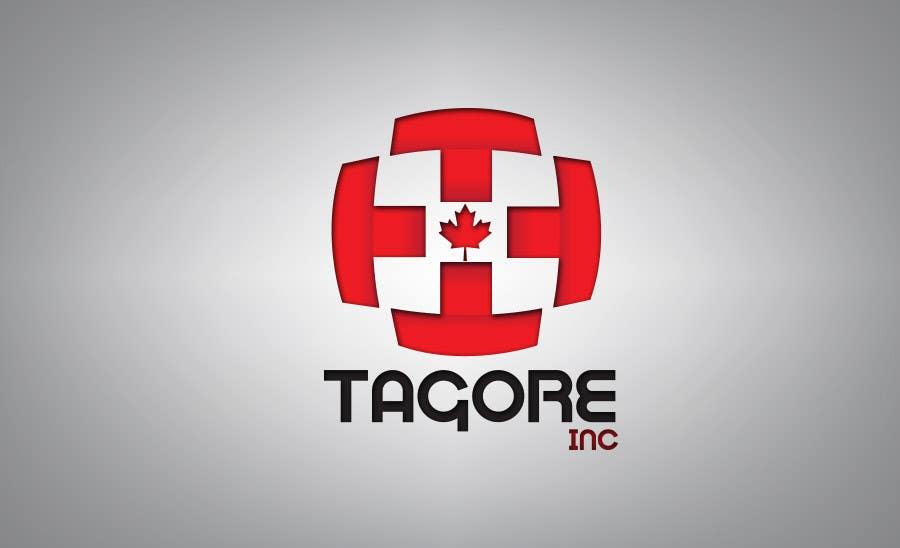 Proposition n°                                        117                                      du concours                                         Design a Logo for Tagore Inc.