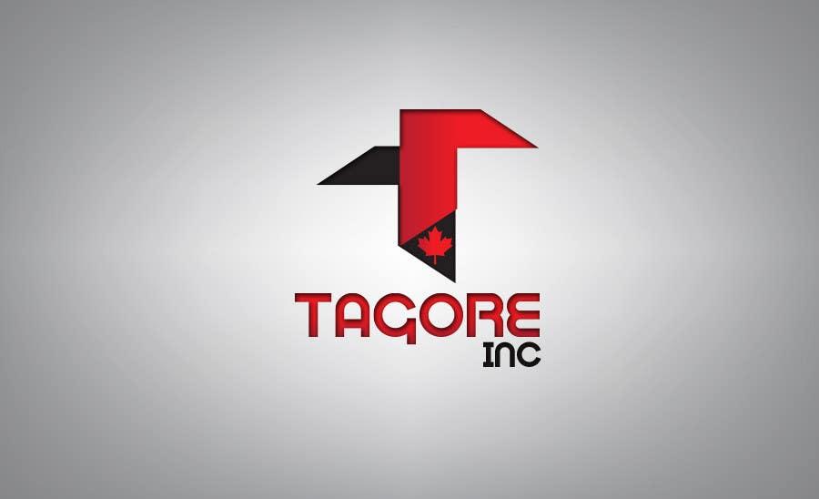Proposition n°                                        119                                      du concours                                         Design a Logo for Tagore Inc.