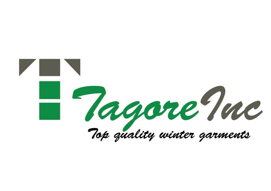 Proposition n°                                        42                                      du concours                                         Design a Logo for Tagore Inc.