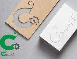 Nro 5 kilpailuun Logo and branding for Co.Work käyttäjältä mcabalda