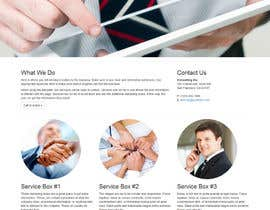 #6 for Build a Website Template for a simple services company by panafff