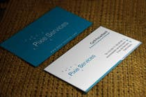 Contest Entry #38 for Business Cards for our company