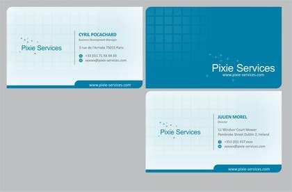 #71 for Business Cards for our company by loekkyha8123