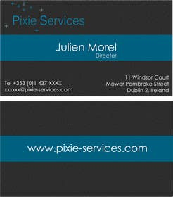 #68 for Business Cards for our company by kropekk