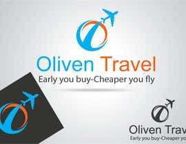 #156 untuk Design logo for travel agency oleh Greenit36