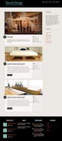 #17 para Design a Website Mockup for new furniture center in Thailand por zicmedia