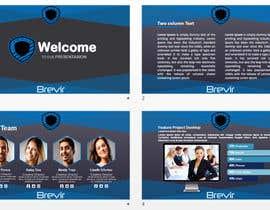 mho56b77831bf36b tarafından Brevir Powerpoint Template için no 39