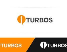 """Nro 16 kilpailuun Design logo """" iTURBOS """" käyttäjältä anudeep09"""