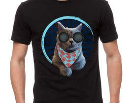 #15 for Design a Cat t-shirt by sandrasreckovic
