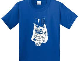 #4 for Design a Cat t-shirt by DREAMSCAPE01