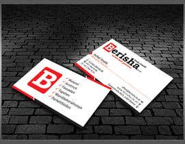 #32 for Design for BusinessCard and Letterhead af kreativedhir