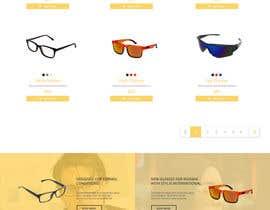 Nro 6 kilpailuun Design a Website Mockup käyttäjältä saepulgranz