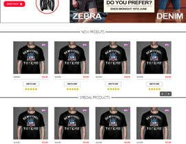 Nro 5 kilpailuun Design a Website Mockup käyttäjältä shahdj39