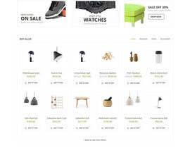 Nro 7 kilpailuun Design a Website Mockup käyttäjältä DesignStudio2016