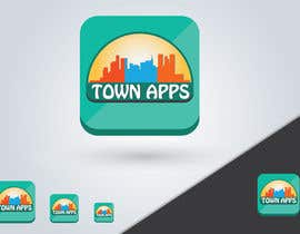 #45 for Logo for TownApps by nareshitech